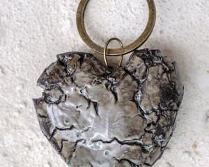 Coração partido – porta-chaves (Temporariamente indisponível)