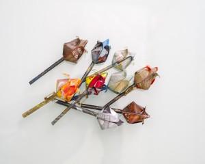 Tulipas – Pregadeiras em Origami