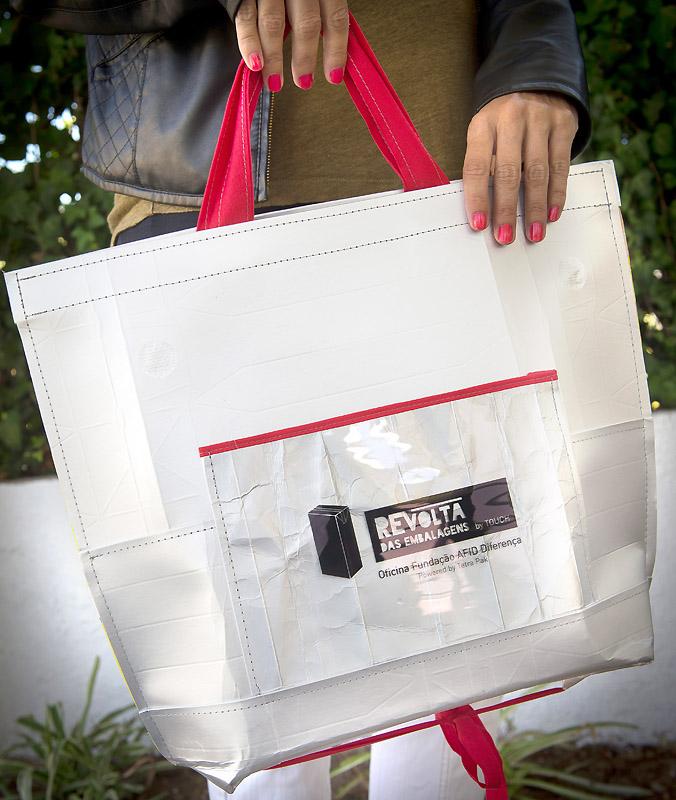 Alcofa A Revolta das Embalagens