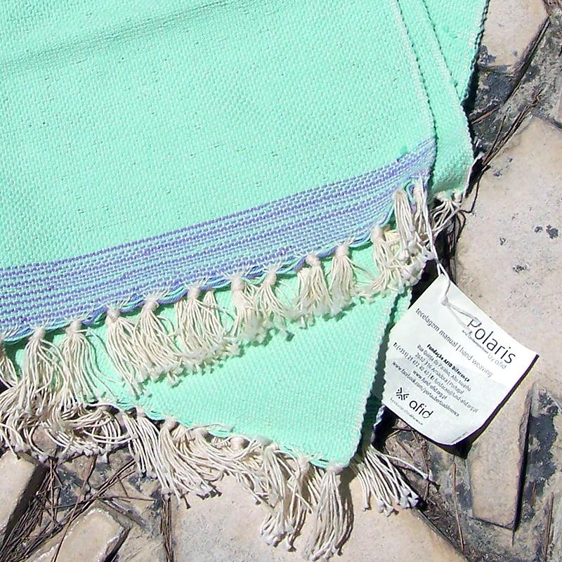 Individual de Mesa Verde Água