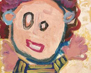 """Pintura acrílico """"Bruno"""""""