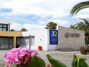 A sede da Fundação AFID Diferença