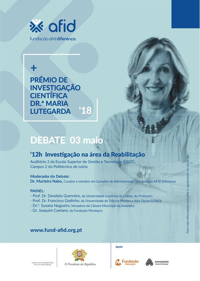 PrémIo Dr.ª Maria Lutegarda