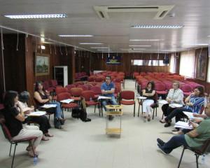 Workshop sobre Deficiência  e autodeterminação: o desafio  da vida independente em Portugal