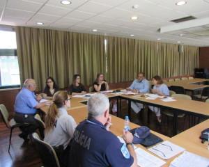 Auditório Dra. Maria Lutegarda I Reunião de Parceria