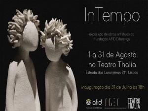 InTempo Convite Horizontal