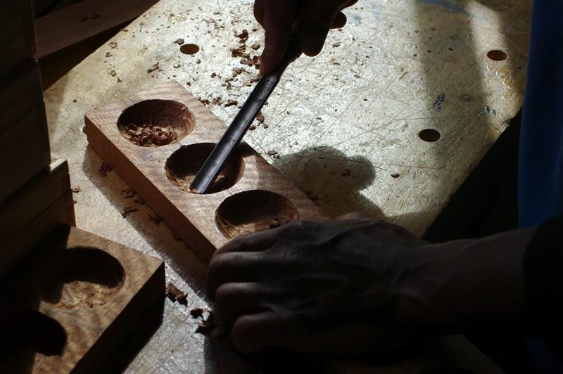 Formação Profissional - Carpintaria