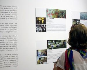 Exposição inclusiva no Museu Oriente