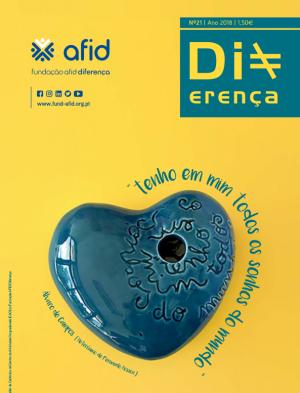 Capa Revista Diferença n.º21